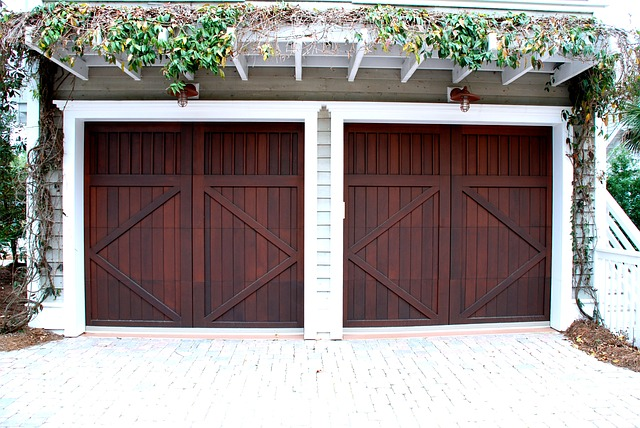 Garage Door Carport